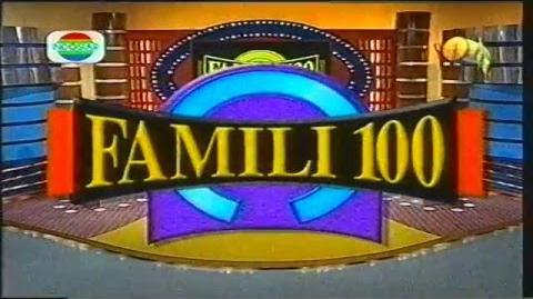 Famili 100 (2002) Keluarga Chandra vs Keluarga Sasmito