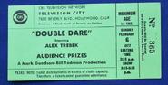 Double Dare (February 06, 1977)