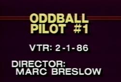 Oddball Production Slate