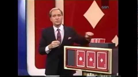 Card Sharks (1986) Bill Rafferty