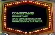 Double Dare '76 Contestant Plug
