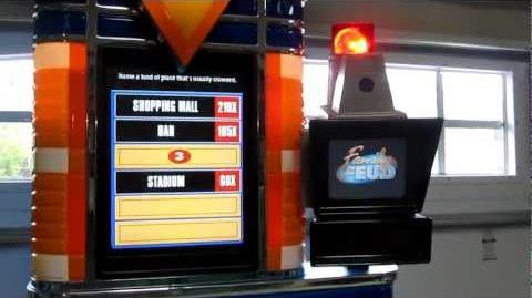Family Feud Slot Machine from Silicon Gaming (makers of Odyssey)