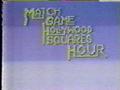 MatchGameHollywoodSquaresHour