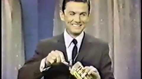 Say When!! blooper clip, 1964