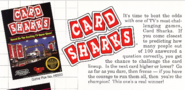 Card Sharks NES Promo