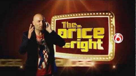 Nieuw bij SBS6 The Price is Right!