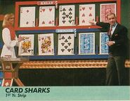 Card Sharks 1st Year Strip