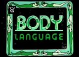 Body Language 1983 Pilot