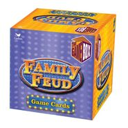 Family Feud Game Cards