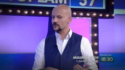 Aileler Yarışıyor - Atalay Demirci'nin Sunumuyla Cumartesi - Pazar 18.30'da TV8 Ekranlarında...