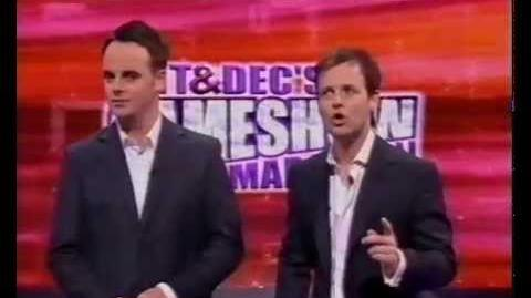 Ant and Dec's Gameshow Marathon (2005) - Play Your Cards Right