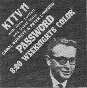 Password KTTV 11