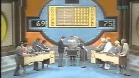 Family Feud Richard Dawson's 1,000th Episode