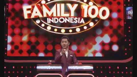 MEET OMESH! FAMILY 100 INDONESIA NEW SEASON GTV 2017
