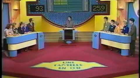 Une Famille En Or extrait (27 02 1991) TF1