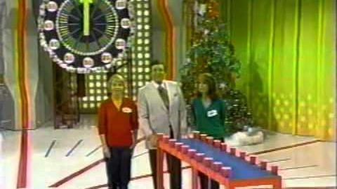 Beat The Clock CBS Daytime 1979 Monty Hall Episode 2