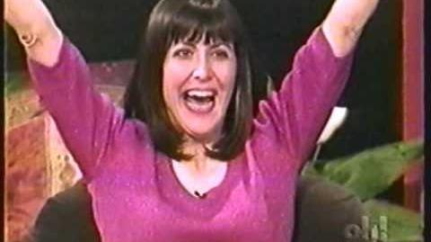 "An Updated ""I've Got a Secret"" Show from 2000 - with Teri Garr AND Steve Allen - part 2 of 2!!"