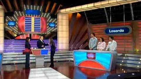Bert's Family Feud Opening and First Round