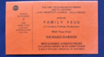 Family Feud (November 07, 1980)