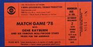 Match Game '78 (December 02, 1978)