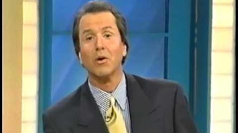 Match Game w host Michael Burger, Paul Boland as announcer