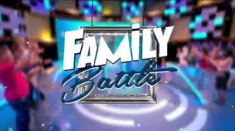 Family Battle - Emission du 22 Septembre 2017 (Saison 1) (1ère)
