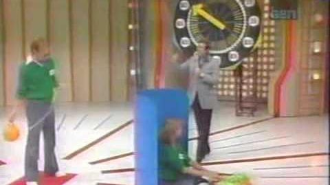 Beat The Clock CBS Daytime 1979 Monty Hall Episode 6
