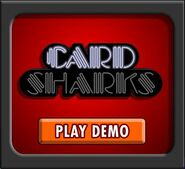 Card Sharks Demo