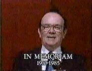 Johnny Olson Memorial