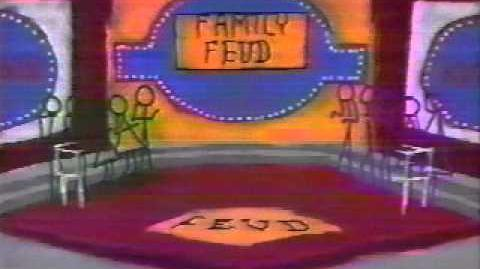 Family Feud Cartoon Promo