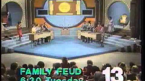 1980 Family Feud Promo