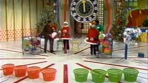Beat The Clock CBS Daytime 1979 Monty Hall Episode 5