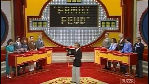 Family Feud 1987 - Ray Combs Pilot