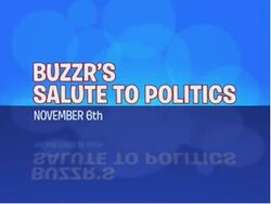 Buzzr's Salute to Politics