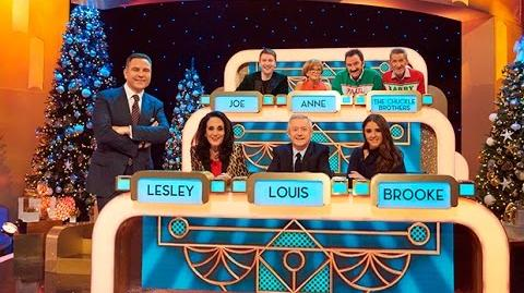 Blankety Blank Christmas Special