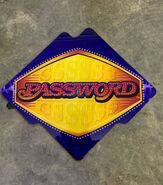 Password Slot Topper