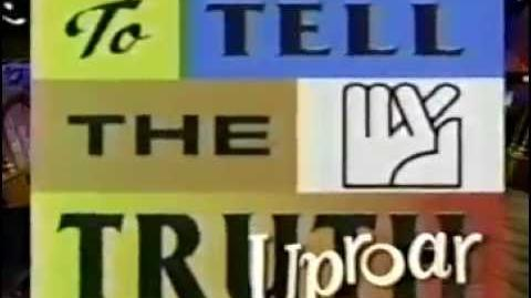 To Tell the Truth (2001) Uproar