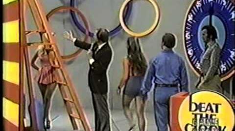 Beat The Clock Syndication 1972 Gene Wood Episode 3