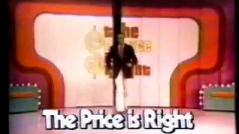 The Price Is Right promo from 1976