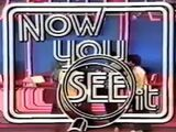 Now You See It 1985 Pilot