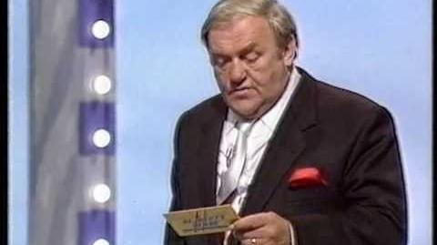 Blankety Blank - 25 09 1987 - (Holiday '87) - Part Two