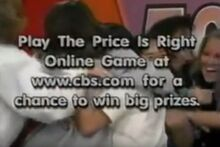 Price is Right CBS website Game Credit!