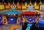 Family Feud Past Sets