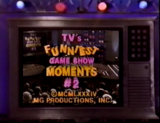 TV's Funniest Game Show Moments 2 MG Productions Inc