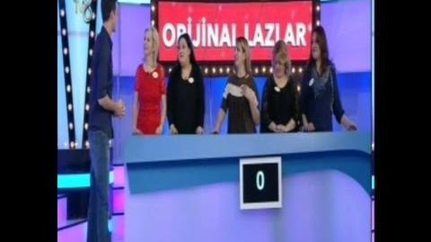 08 SÜREYYA - AİLELER YARIŞIYOR - 06 ARALIK 2014 - ORJİNAL LAZLAR TV8