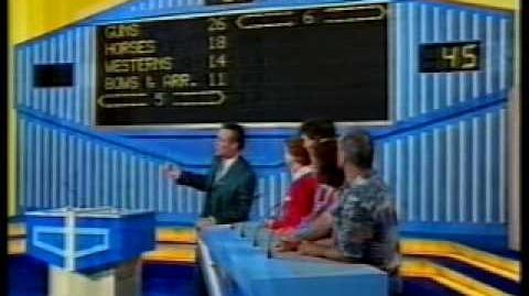Family Feud (Australia) 1996 - Part 2