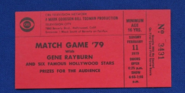 Match Game '79 (February 11, 1979)