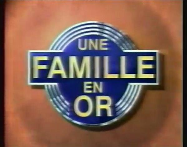 TF1 Juin 1994 - Une Famille En Or (1ere Partie)