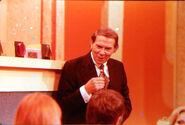 Gene Rayburn and the Panelists