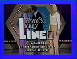 That's My Line End Credit Logo